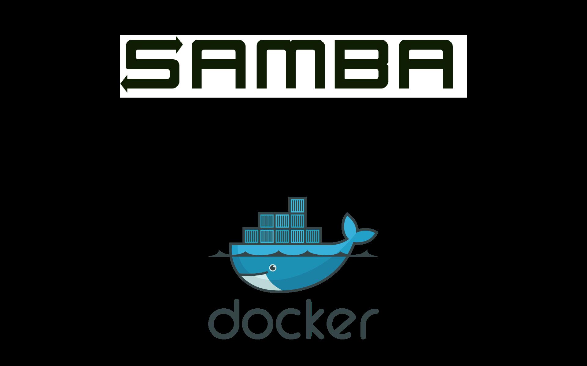 Samba on Docker